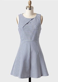 Yacht Party Striped Dress at #Ruche @shopruche