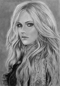 Algunos dibujos Hechos De Avril