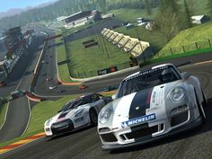 Real Racing 3 App by Electronic Arts. Racing Apps.