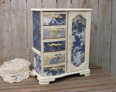 hand painted armoire - Google Search