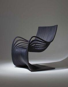 Designer Alejandro Estrada Created The Pipo Chair For Manufacturer Piegatto.
