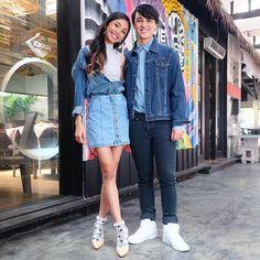 Filipino Girl, All About Fashion, Streetwear Fashion, Barber, Street Wear, How To Make, How To Wear, Fandom, Ootd