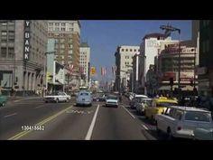 "Hollywood Blvd 1965. ""Vintage Los Angeles"" on Facebook / Getty Images"