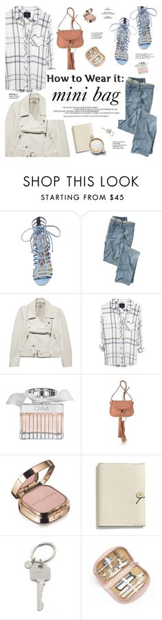 """Mini bags2"" by honestlyjovana ❤ liked on Polyvore featuring Steve Madden, Wrap, Acne Studios, Chloé, See by Chloé, SANCHEZ, Haute Hippie, Dolce&Gabbana, Coach and Paul Smith"
