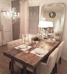 Shabby chic decor for sale shabby chic dining room table country chic dining room tables best . Dining Room Sets, Shabby Chic Decor Living Room, Chic Living Room, Shabby Chic Bedrooms, Shabby Chic Homes, Dining Room Design, Shabby Chic Furniture, Vintage Furniture, Country Furniture
