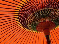 Japanese Umbrella.
