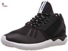 Adidas M19648, Running Homme, - Black (Core Black/Core Black/Ftwr White), 43.33 EU - Chaussures adidas (*Partner-Link)