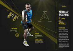 Select Player: esta semana Germán Tamame.