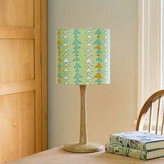 Triangles lampshade - Rosa & Clara Designs