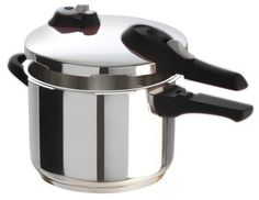 T-Fal Stainless Steel 6.3 Quart Pressure Cooker Review