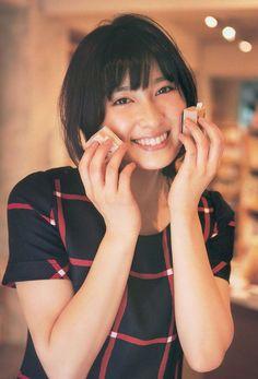 やっぱり太鳳ちゃん、笑顔が一番キュート #土屋太鳳