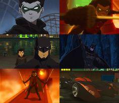 batman mystuff robin bruce wayne dc comics Damian Wayne son of batman dc animated