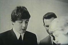 """paola-2406: """"Paul - NEMS office - 1964 """""""