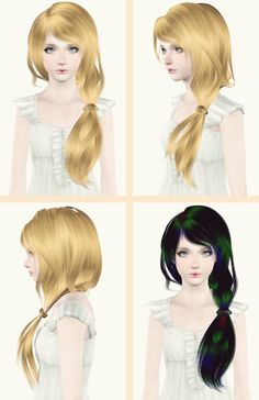 CoolSims 46 hairstyle convert from Sims 2 to Sims 3 by Maipham for Sims 3 - Sims Hairs - http://simshairs.com/coolsims-46-hairstyle-convert-from-sims-2-to-sims-3-by-maipham/