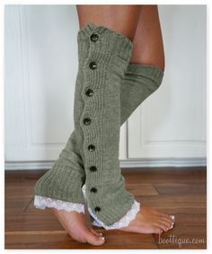 Boot Cozies™ Leg Warmers