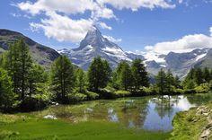 Gründjesee by pierre hanquin, via Flickr