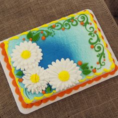 Enjoy your shopping experience when you visit our supermarket. Cake Decorating, Decorating Ideas, Sheet Cakes, Bakery Ideas, Bakery Cakes, Birthday Design, Harp, Baking Tips, Cupcake Cakes