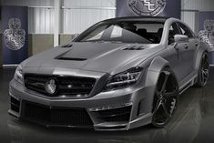Insane CLS63 AMG Stealth by GSC