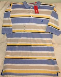 Check out New Izod mens polo shirt size Large Tall #IZOD #PoloRugby http://www.ebay.com/itm/-/291597071545?roken=cUgayN&soutkn=pi5xXI via @eBay