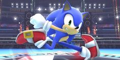 Buy Smash Bros 3DS Wii U earn epic public entrances -  After Super Smash Bros. launches on 3DS, you can walk along to your personal anthem from its soundtrack. If you're lucky enough, your song might land on the dual-disc sampling