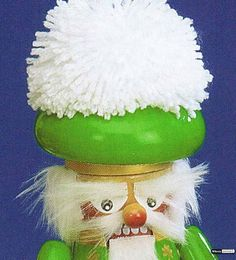 German Nutcracker - Irish Santa Claus