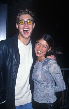 Glasses/Jensen Ackles/