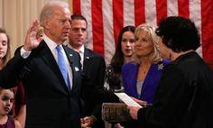 20.01.13: Vicepresidente estadounidense toma juramento para su segundo mandato | Mundo | LA TERCERA