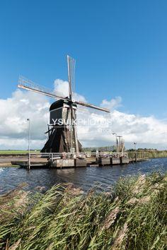 Graaflandse molen Groot-Ammers [01110449] - Beeldbank van de Alblasserwaard