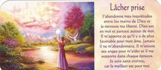 lâcher prise + texte Mario, Ambition, Positive Affirmations, Positive Thoughts, Law Of Attraction, Meditation, Spirituality, Healing, Positivity