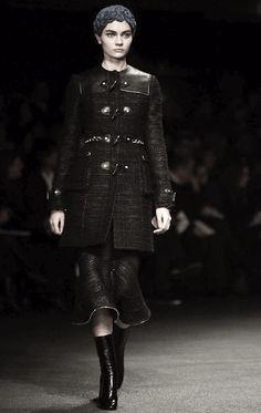 Givenchy Ready To Wear Fall Winter 2013 Paris Live Fashion, Fashion Show, Runway Fashion, Latest Fashion, Paris Shows, Givenchy, Milan, Ready To Wear, Fashion Photography
