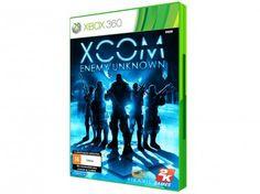 XCom Enemy Unknown para Xbox 360 com as melhores condições você encontra no site do Magazine Luiza. Confira!