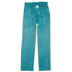 Bourbon & Cigars Lounge Pants in Blue by Southern Proper