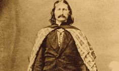 """Like most Old West icons, gunfighter """"Wild Bill"""" Hickok is shrouded in myths. He likely started many of them. India, Book Signing, Latest Books, Old West, Historian, Historical Photos, American History, The Past, Magazine"""