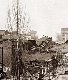 You are looking at an intriguing picture of Atlanta, Georgia Ruins of depot, blown up on Sherman's departure. It was taken in 1864 by Barnard, George N., Shocking what happened within our own borders! Confederate States Of America, America Civil War, Us History, American History, Old Pictures, Old Photos, Vintage Pictures, Georgie, Civil War Photos