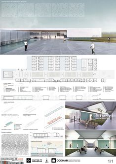 Here are the winning projects and mentions the National Public Architecture Competition for the Basic Health Unit (BHU) to be built in Riacho Fundo II, Federal District. Public Architecture, Minecraft Architecture, Architecture Panel, Japanese Architecture, Architecture Drawings, Architecture Portfolio, Architecture Design, Architecture Diagrams, Classical Architecture