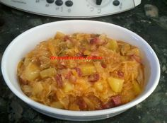 Recopilatorio de recetas : Revuelto de verduras con jamón en thermomix