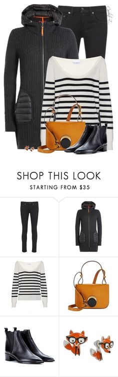 """Simple Day!"" by carolinez1 ❤ liked on Polyvore featuring rag & bone/JEAN, Parajumpers, Raey, Marni, Acne Studios and Betsey Johnson"