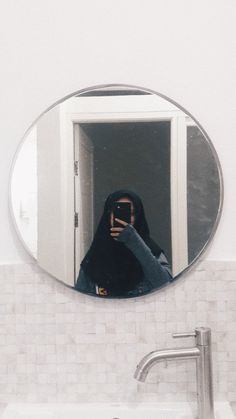 Tumblr Ootd, Tumblr Girls, Casual Hijab Outfit, Ootd Hijab, Hijabi Girl, Girl Hijab, Foto Mirror, Hijab Drawing, Modele Hijab