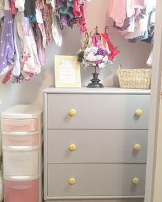A Little Thrifty Chic: Dresser repurposed