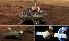 {    CHINA UNVEILS ITS MARS ROVER CONCEPT: IMAGES PROVIDE THE FIRST GLIMPSE OF THE VEHICLE THAT WILL LAUNCH IN 2020    }   #DailyMailUK ..... http://www.dailymail.co.uk/sciencetech/article-3755789/China-unveils-2020-Mars-rover-concept-report.html#ixzz4IGE1M0sY