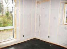 Wykonując ocieplanie ścian należy zwrócić uwagę na parametry stosowanych materiałów ociepleniowych.