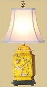 Birds and Flowers Jar Table Lamp - - Amazon.com
