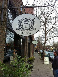 Lucca - Ballard Old Town - Seattle Washington