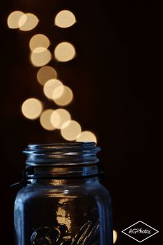 #Bokeh #Ball #Jar #l