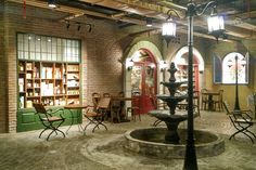 Warung Bakso Interior, Modern, Indoor, Interiors