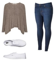 """Untitled #52"" by taukaila on Polyvore featuring Simply Vera and Vans"