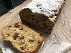 Quarkstollen nach Oma Hildes Rezept Mary Recipe, Cake & Co, Banana Bread, Food And Drink, Sweet, Desserts, Recipes, Trends, Cakes
