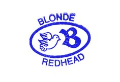 I love stamps - esp this blonde redhead one.