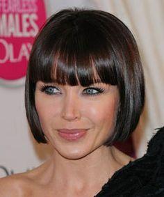 short hair with bangs - short hair with bangs  Repinly Women's Fashion Popular Pins