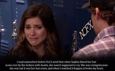 I cried when the series ended... OTH lives on forever :)